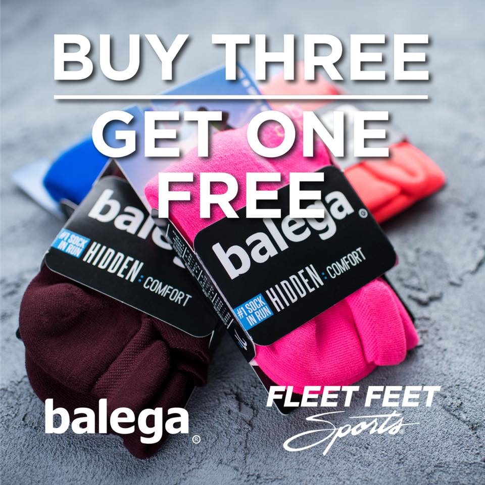 BALEGA Buy3Get1free